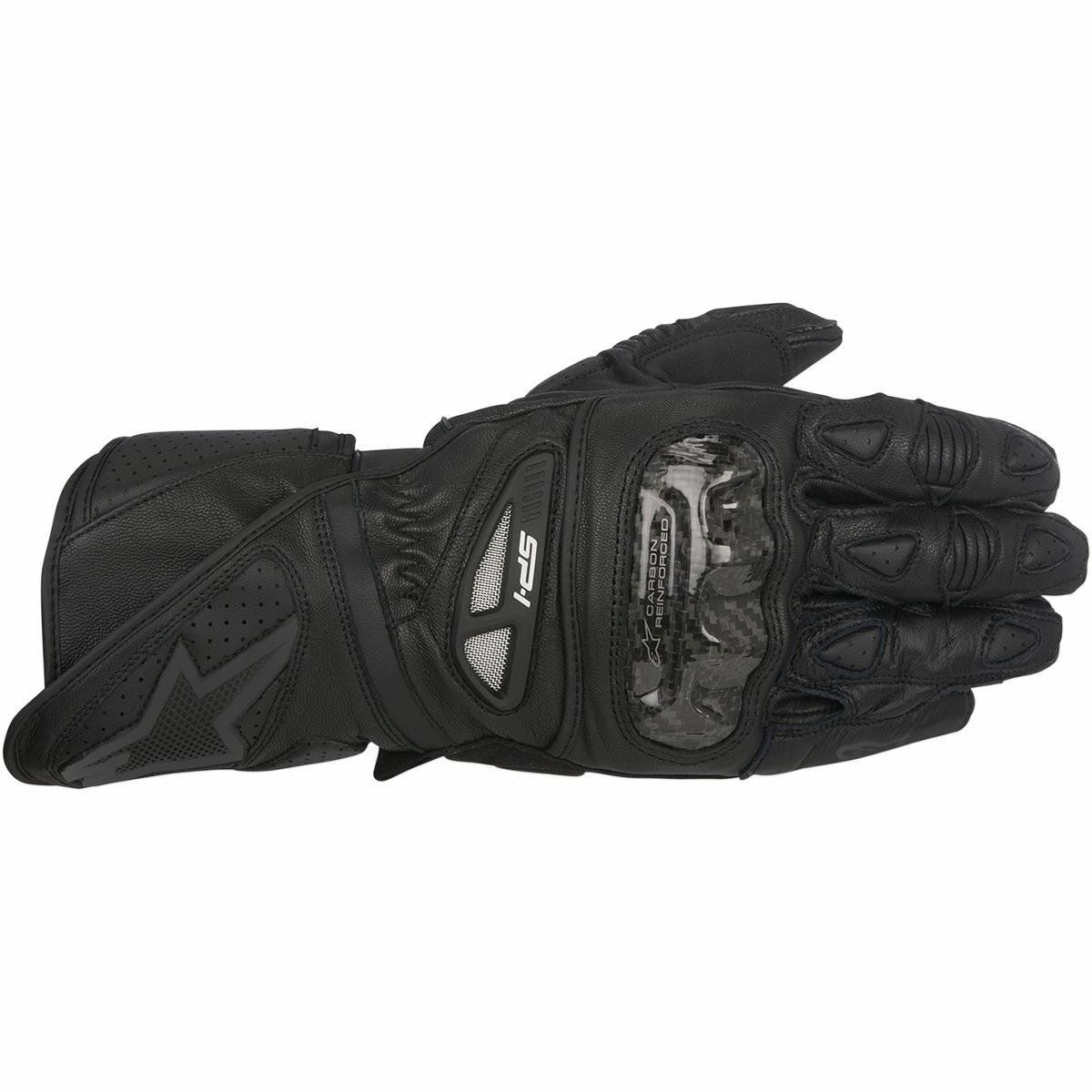 Black, X-Large Joe Rocket Vento Mens Fingerless Motorcycle Riding Gloves