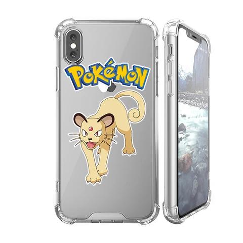 Pokemon Persian Pokedex Iphone Xs Max Case Caseonme Caseonme Case Iphone Pokemon