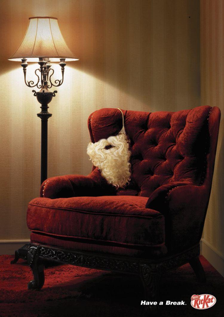 Kit Kat christmas ad | Creative Advertising | Pinterest | Creative ...