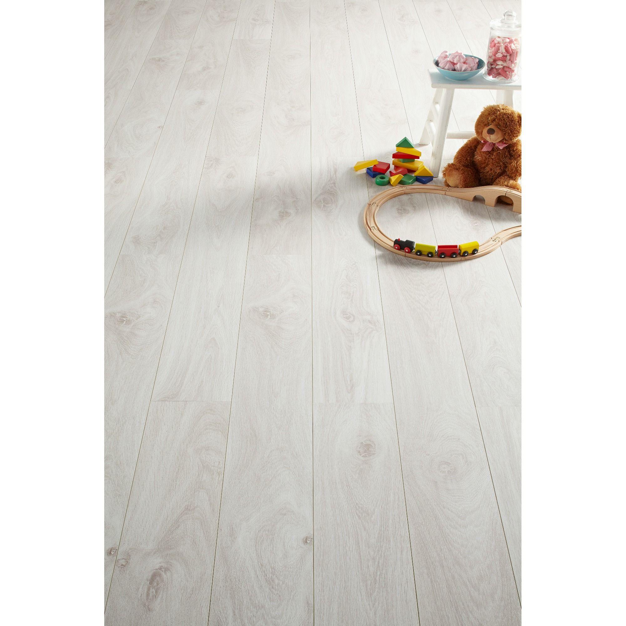 Gamma Witte Planken.Gamma Ambiance Laminaat Met V Groef Wit Eiken 2 25 M Huis Home