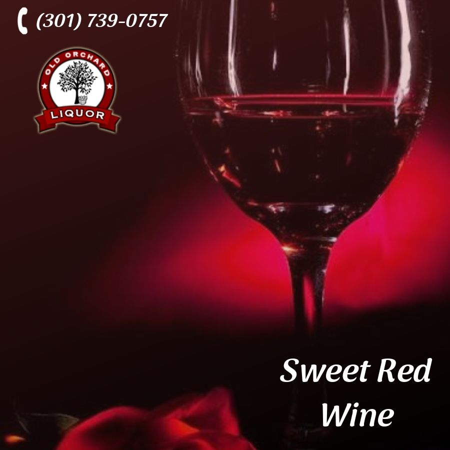 Enjoy Natural Sweet Red Wine Hagerstown Md At Old Orchard Liquors Red Wine Sweet Red Wines Old Orchard