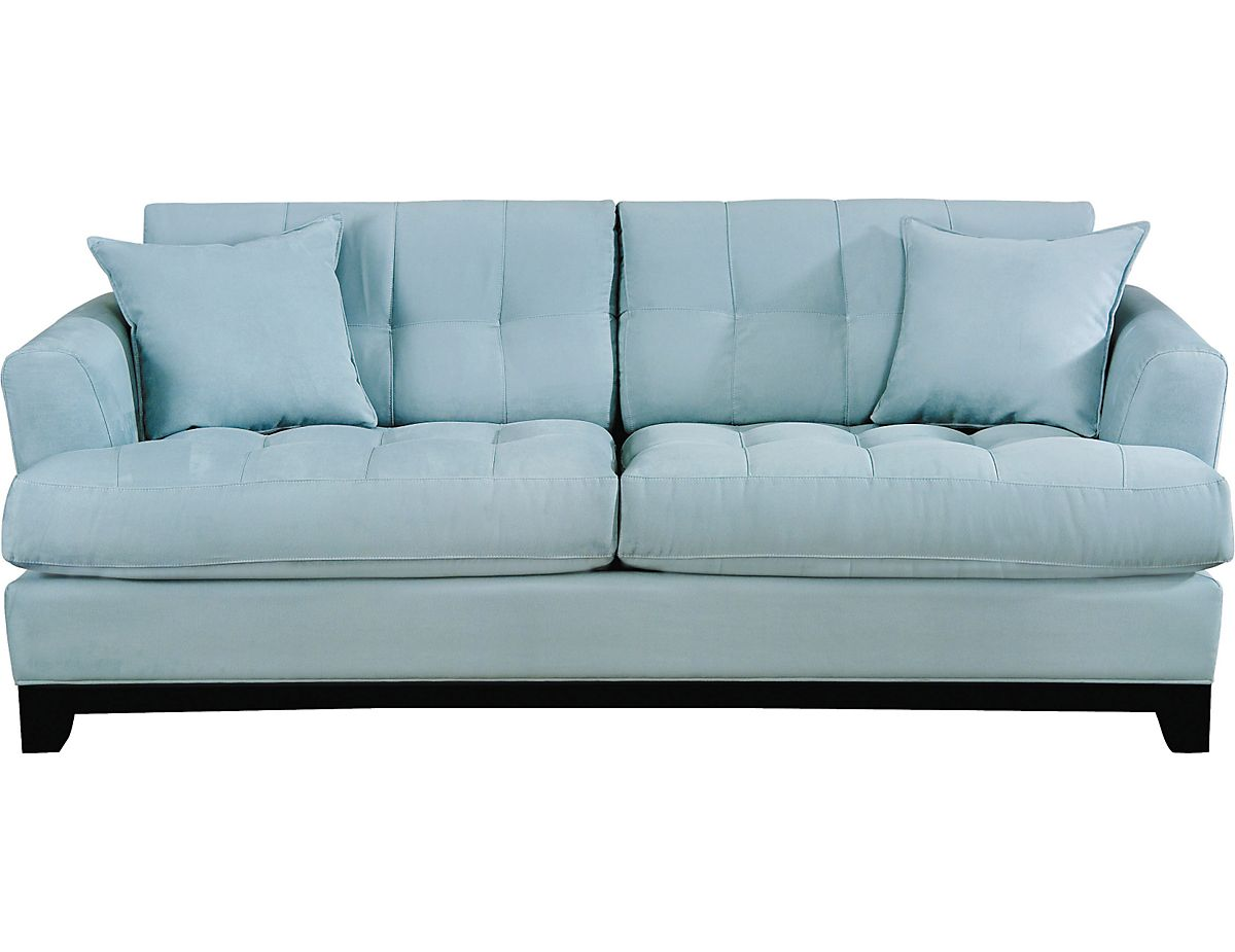 Image Result For Light Blue Leather Couch Sectional Pretty