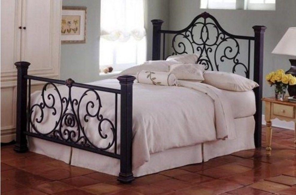 Weisse Eisen Doppel Bett Gestell Hier Sind Einige Hinweise Auf