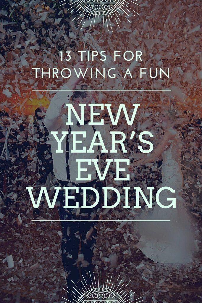 budgetweddingtips New years wedding, New years eve