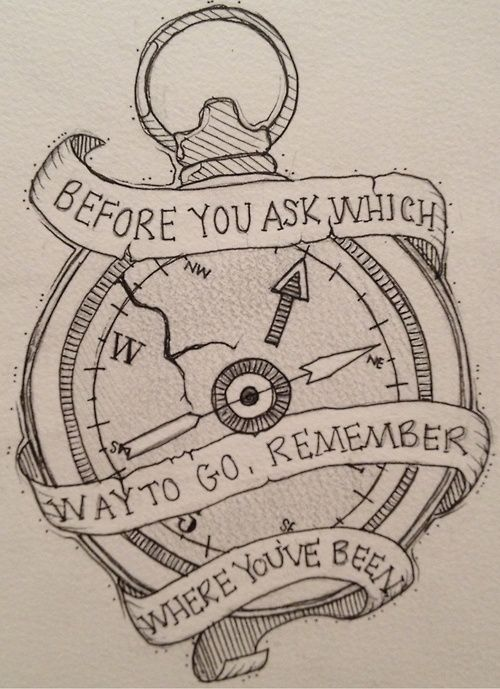 Tattoo Idea! | Very wise!