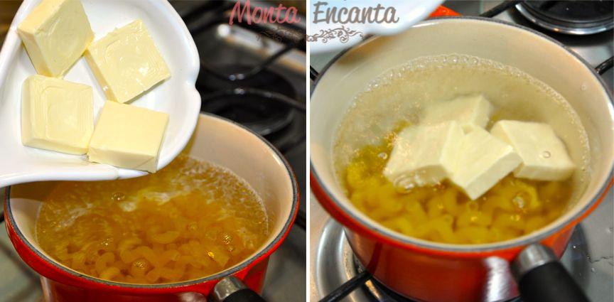 Macarrão de Polenguinho (fogão) | Monta Encanta