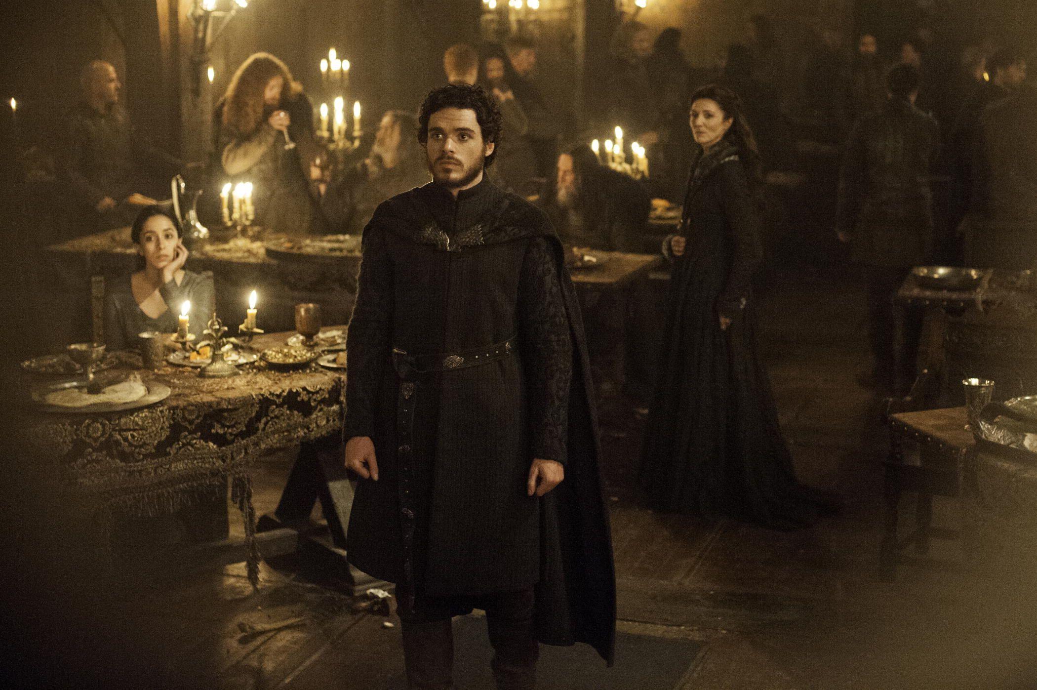 Got Catelyn Stark Red Wedding Catelyn Stark Game Of Thrones Episodes