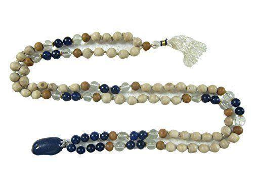 Rudraksha Mala Beads Basil, Sandalwood, Crystal & Sodalite 108 Prayer Buddhist Meditation Rosary Mogul Interior http://www.amazon.com/dp/B00P27D62K/ref=cm_sw_r_pi_dp_Huavub124832M