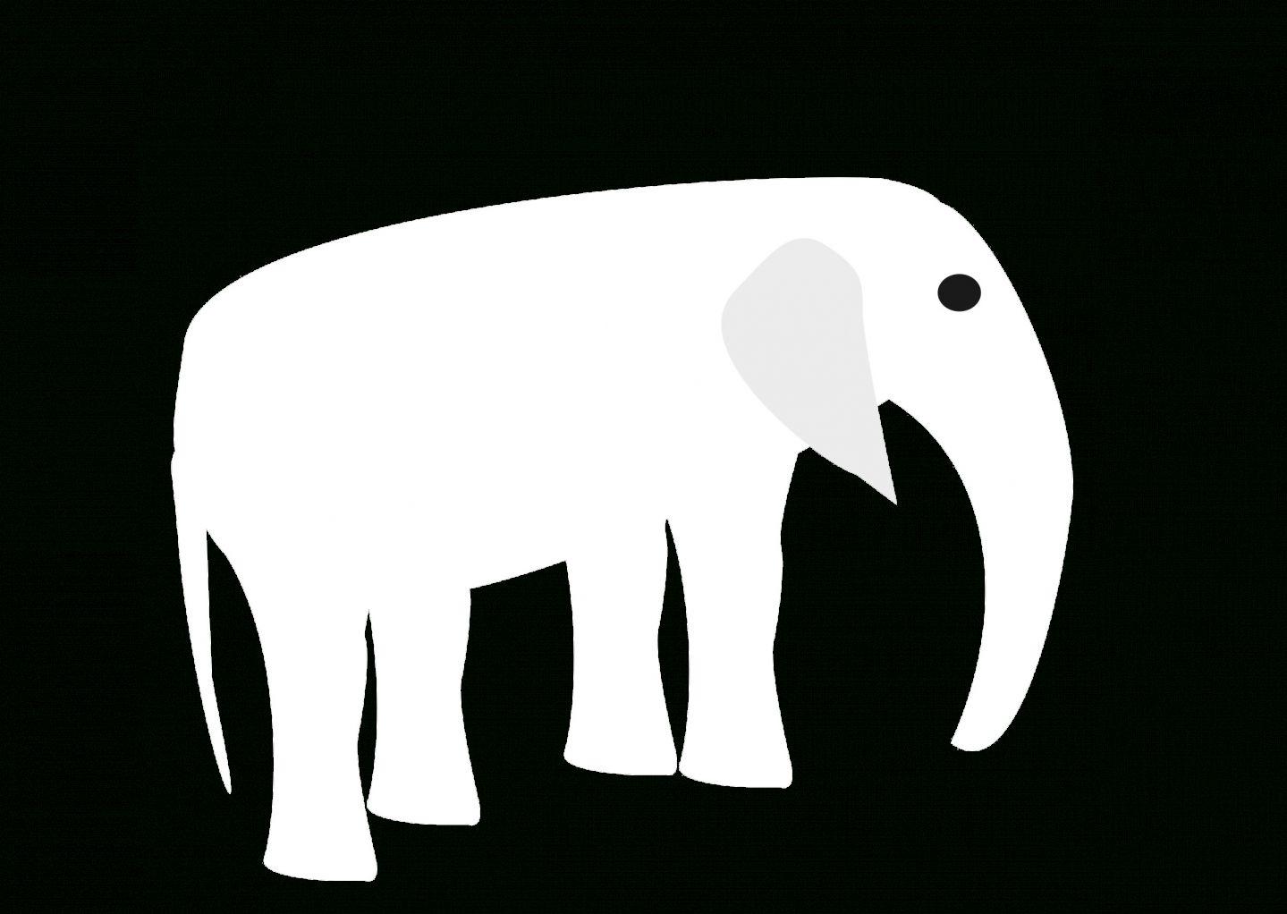 16 Elephant Icon White Png Elephant Icon Elephant Background Elephant Clip Art