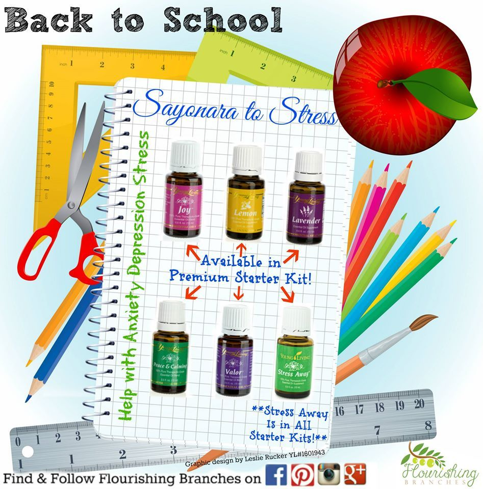 Give your kids the extra boost they need this fall to help combat anxiety, stress, and #BackToSchool jitters.  Click to read more.