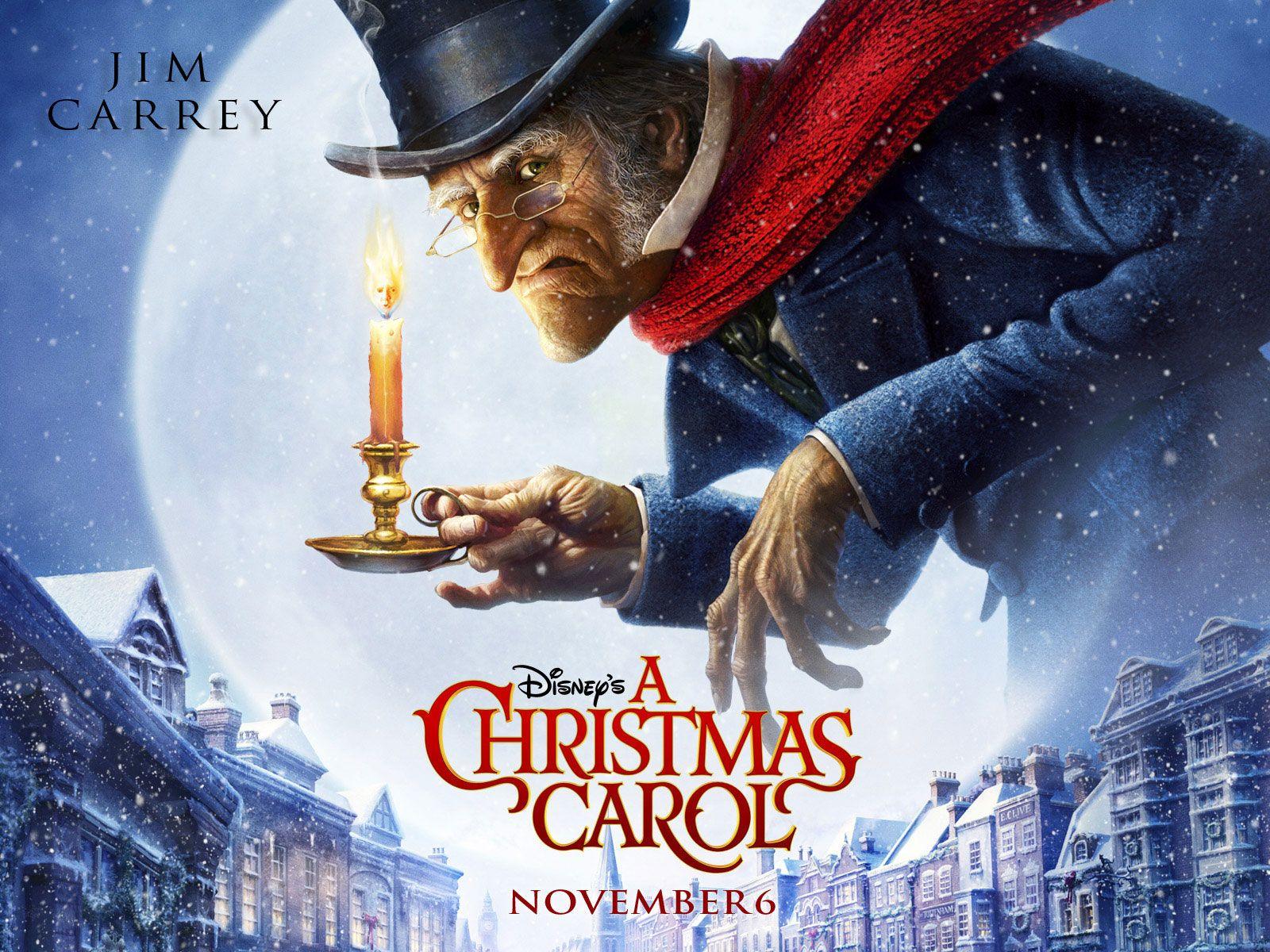 Image detail for -Christmas Carol (2009) Wallpaper - #10019585 | Desktop Download page ...