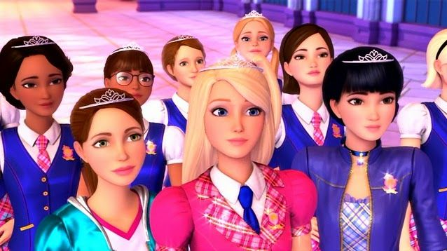 Free Barbie Movie Wallpapers Download Barbie Princess Charm School