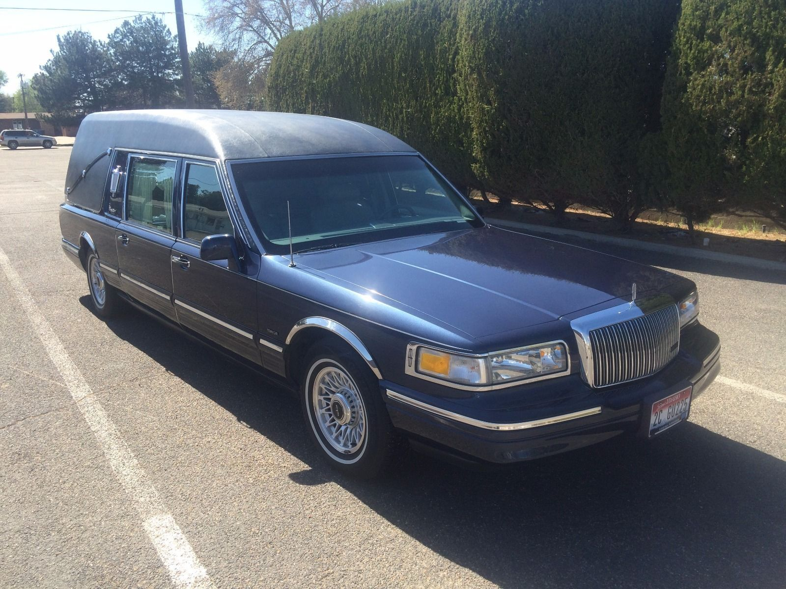 1997 Lincoln Town Car Hearse Hearses For Sale Lincoln Town Car