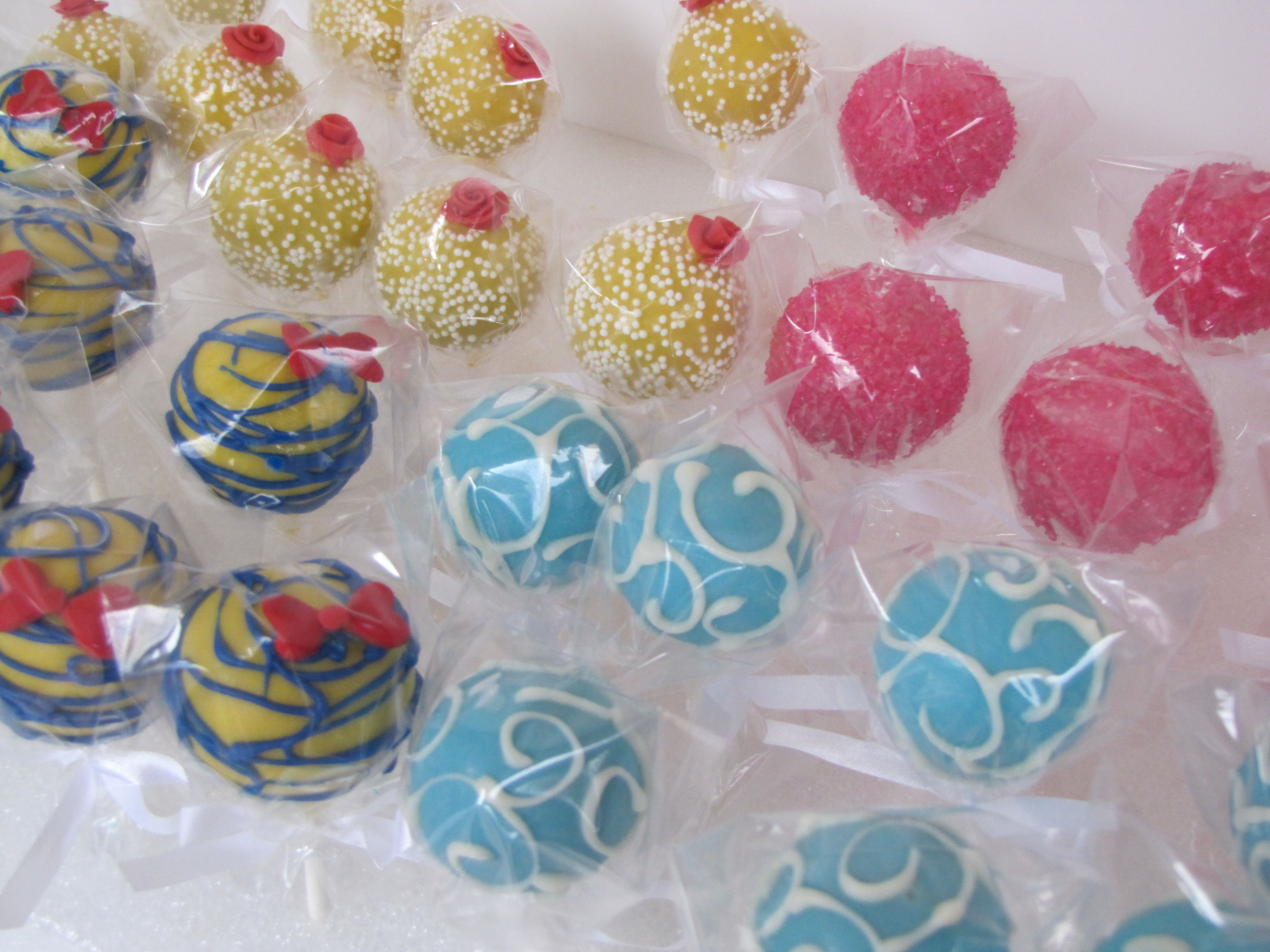 cinderella cake pops - Google Search