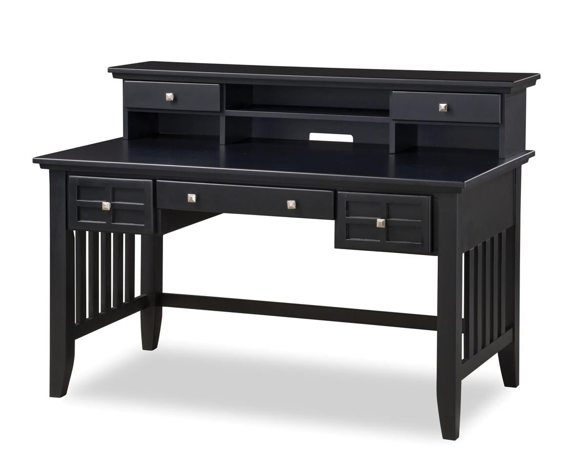 Black Desks with Hutch - Best Home Office Furniture Check more at ...