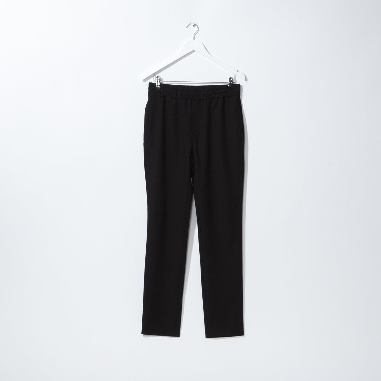 Elias Trousers Black