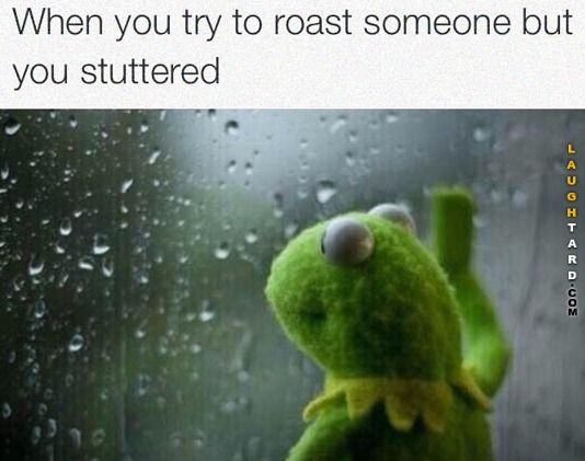Funny Memes To Roast Someone : Brutally funny roasts funny gallery ebaum s world