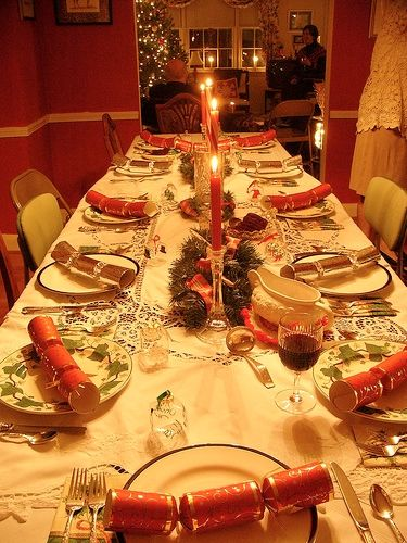 Christmas Eve Food In Spain: Preparing A Christmas Dinner In France: French Christmas
