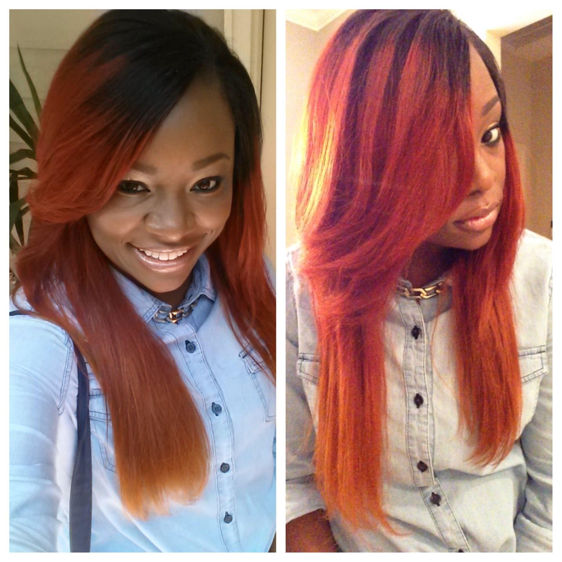 ginger hair weave | weave styles | pinterest | ginger hair, hair