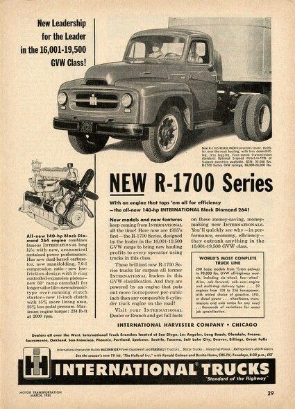 Http Www Thegentlemanracer International Pickup Truck