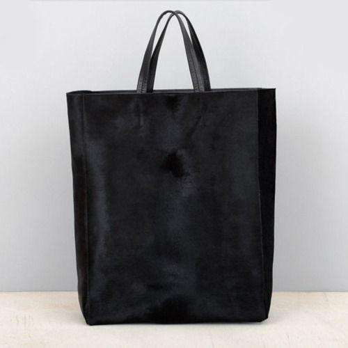 MINIMAL + CLASSIC: Black Tote