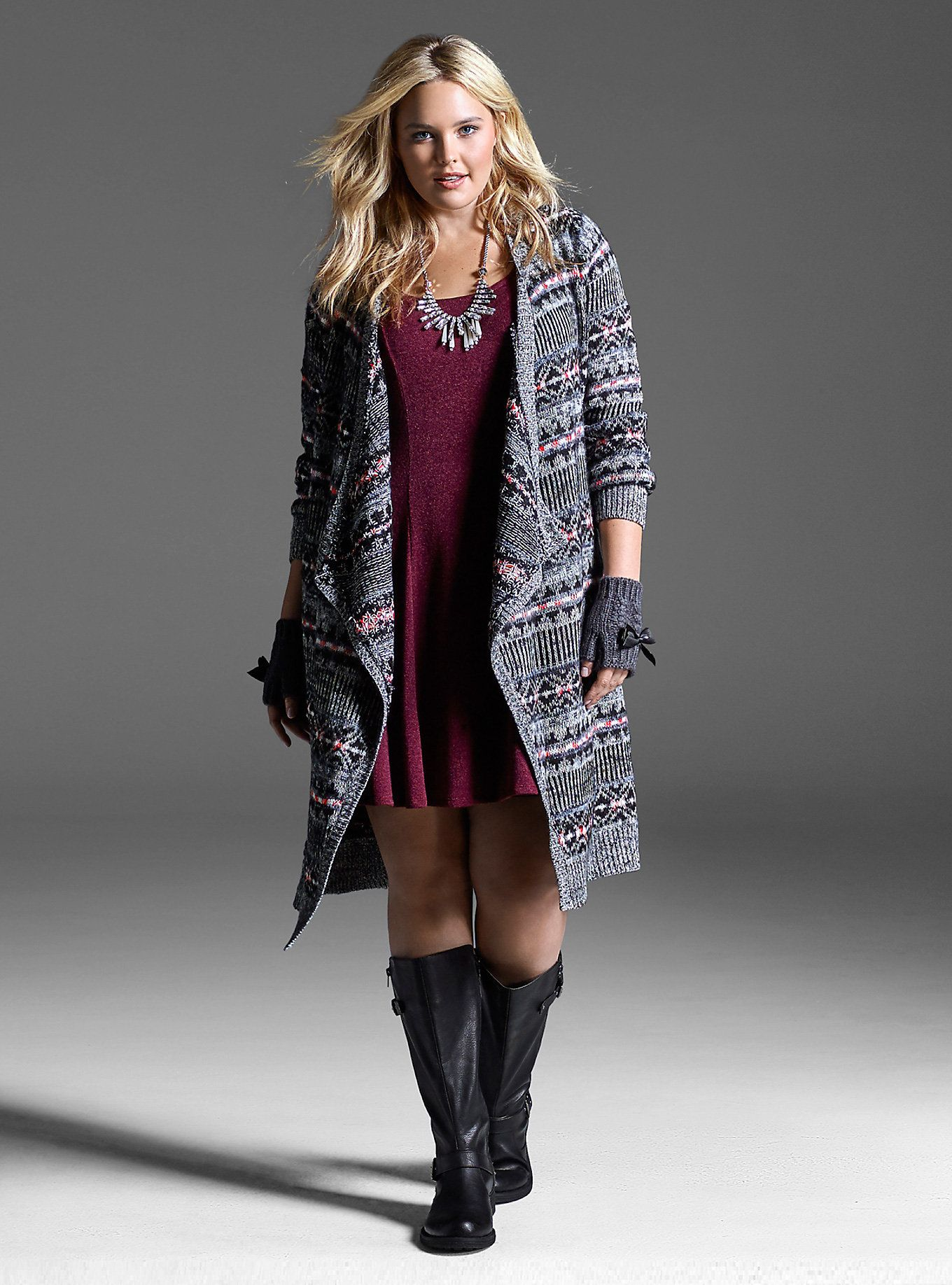 Plus Size Fall Fashion, Plus Size