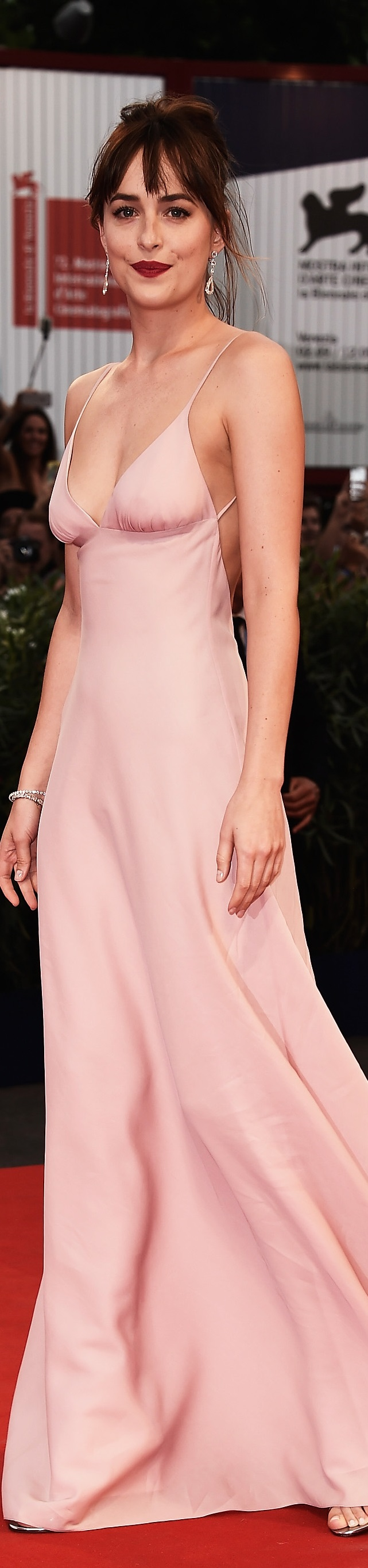 Dakota Johnson - Prada Venice Film Festival 2015 | Celebrity style ...