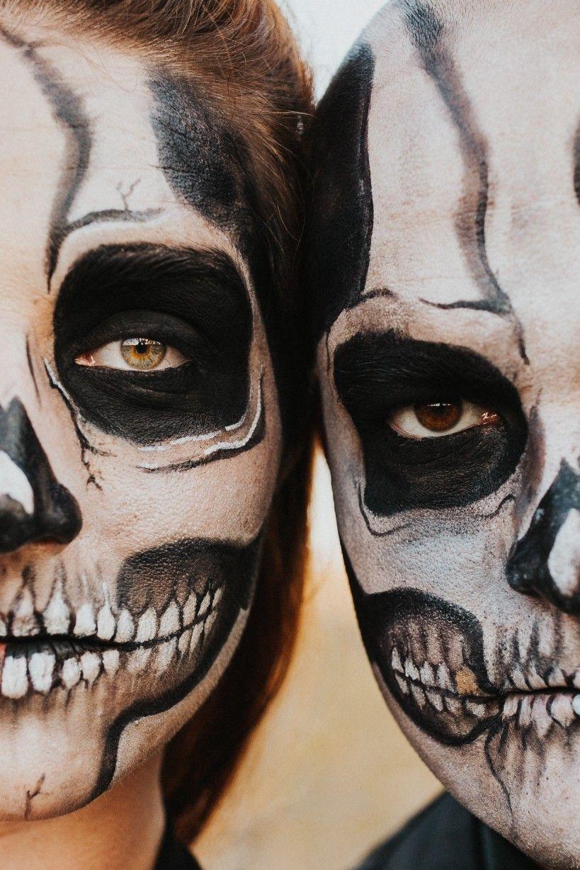 Skull makeup 💀 Halloween photoshoot IG: @tnishadawsonphotography #arizonaphotographer #azphotog #arizonalgbtqphotographer #arizonalove #allblackeverything #bandw #blackandwhitephotography #blackweddingdress #bride #darkandmoody #desertdreaming #elope #elopementphotographer #fall #halloween #halloweenphotoshoot #halloweencouple #photographyismagic #photographthesoul #portraits #rawemotions #radcreative #shotwithlove #skullmakeup #spookyseason #spookycouple #skeletoncouple