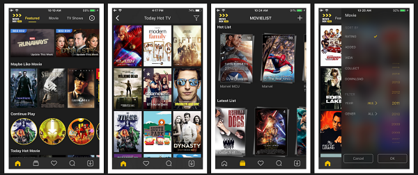 Movie Box 5 APK Released for Android Movies box, Android