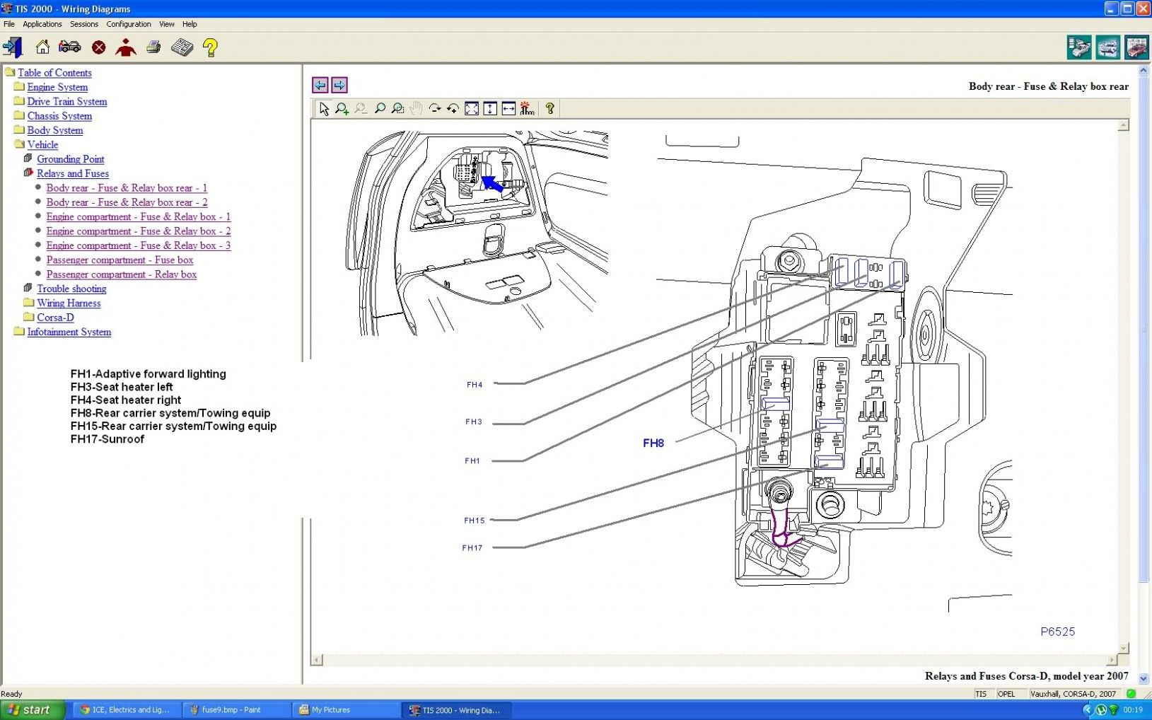 Opel Corsa Lite Engine Diagram Guide Di 2020  Dengan Gambar
