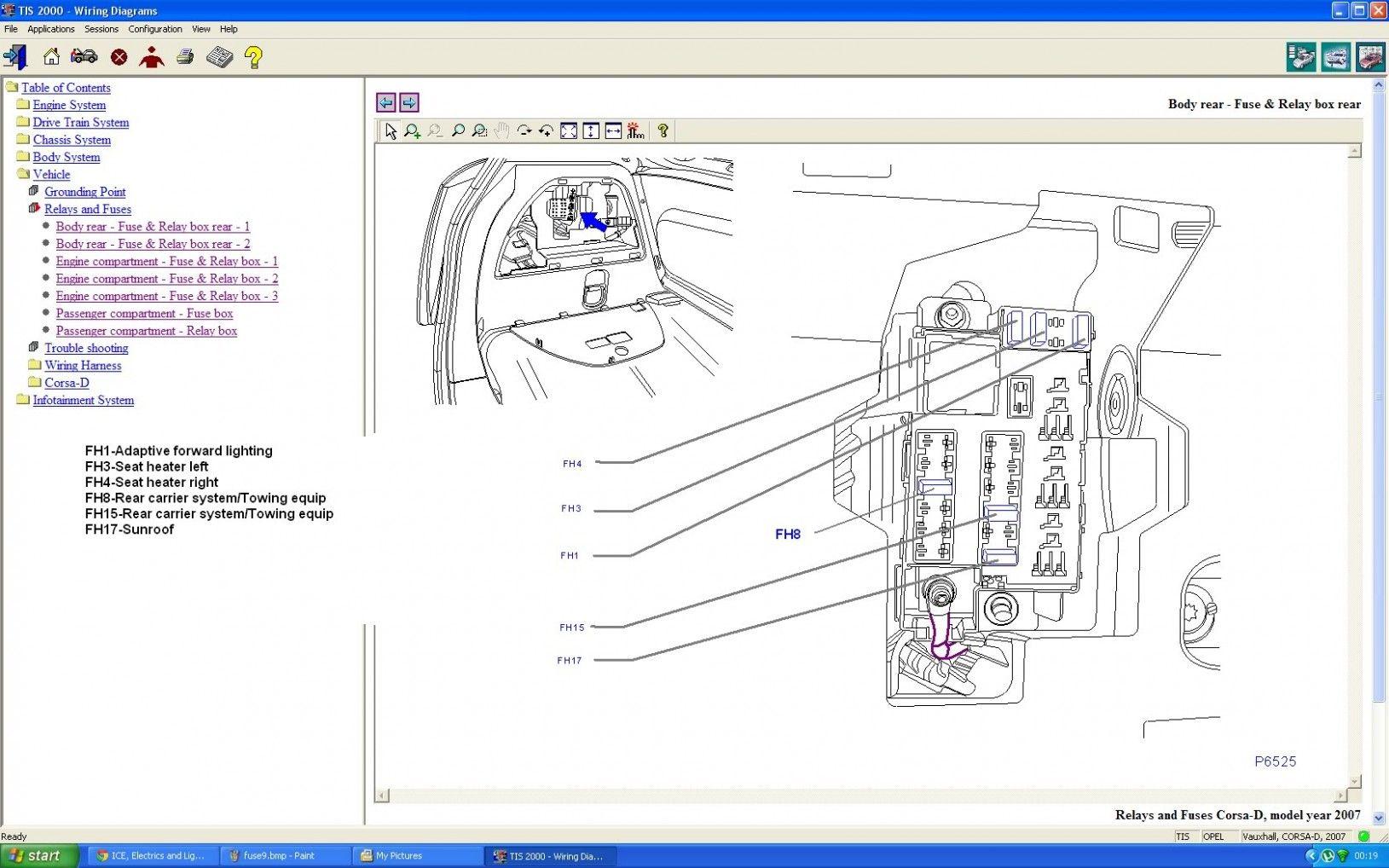 Opel Corsa Lite Engine Diagram Guide