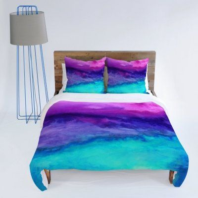 Tie Dye Twin Bed Comforter