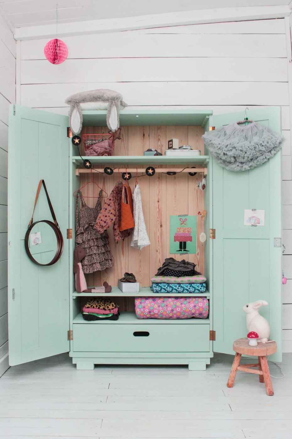 Mooie Kinder Kledingkast.Kast En Kleuren Mooie Dingen Voor In Huis Pinterest Facebook