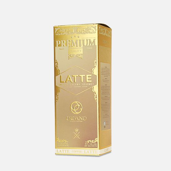 Organo™ Café Latte Treat Yourself Every Day With A Creamy