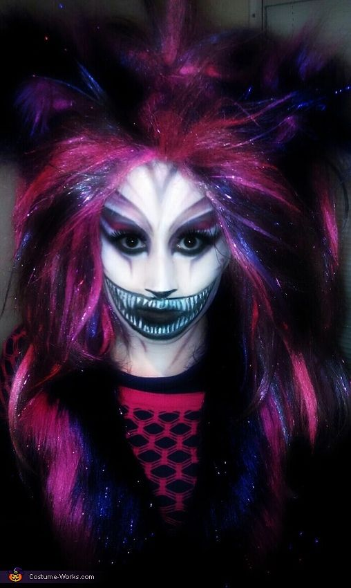 18++ Cheshire cat dress up trends