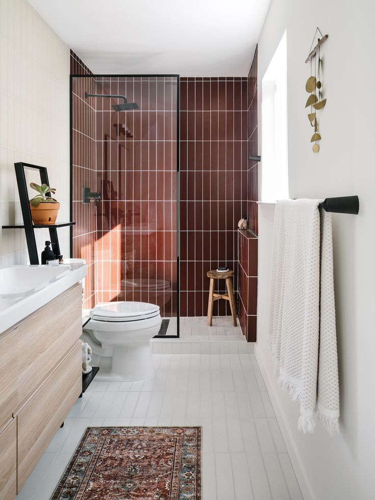 Photo of Lauren and Chase's Master Bathroom Remodel Reveal — The Effortless Chic