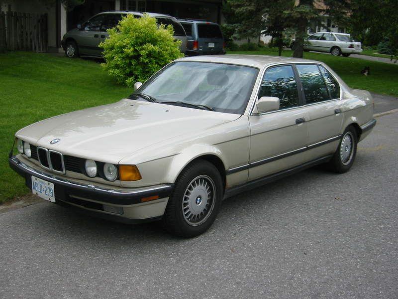 1988 Bmw 735i Bmw Bmw Classic Classic