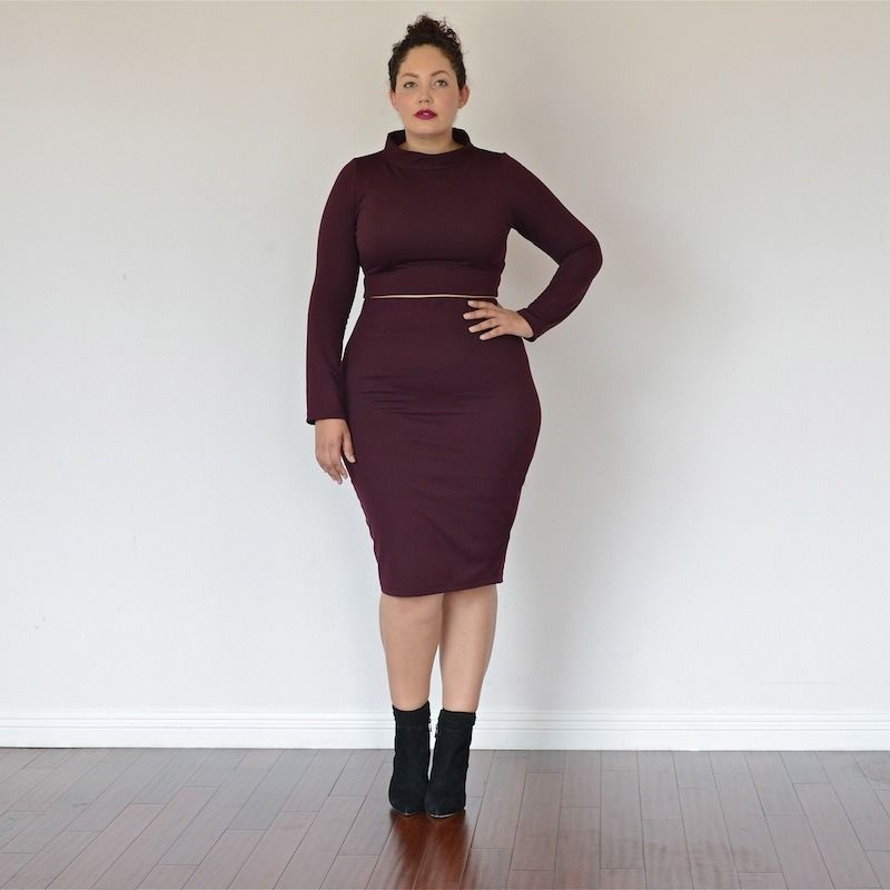 392c7b2a8f4dd Tanesha Awasthi of Girl With Curves Launches Her First Plus-Size Fashion  Collection, And It's Spectacular