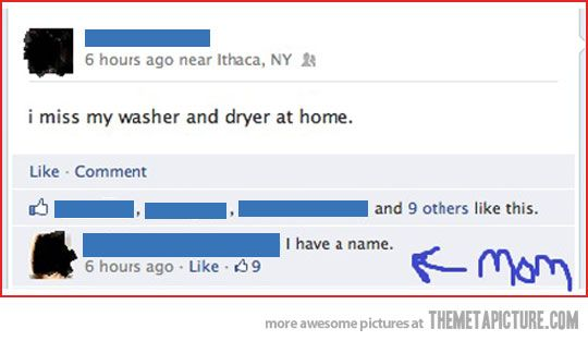 Miss my washer and dryer…