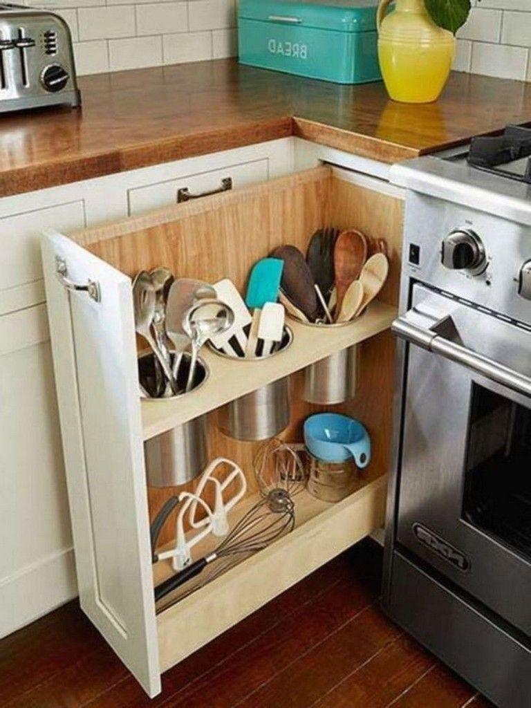 30 The Top Tool Organization Design Ideas To Save Your Important Stuffs Interiery Kuchyne Napady