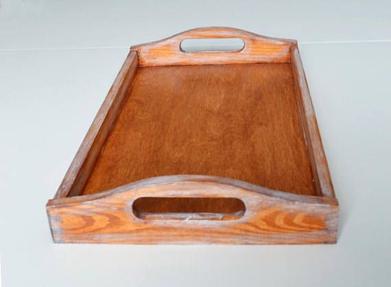 Large Decorative Serving Trays Best Large Traylarge Ottoman Traybreakfast Traywood Serving Tray Design Decoration