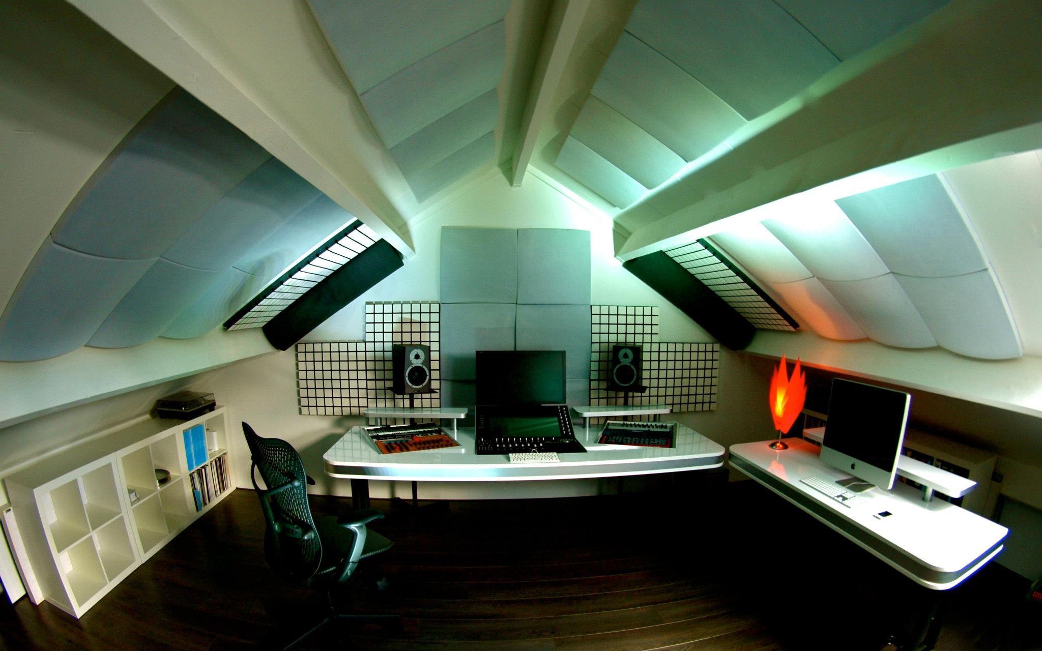 Gemütlich Heimstudio Design Ideen Zeitgenössisch - Images for ...
