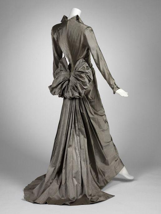 Mme. Eta Hentz, designer American, 20th century Evening dress, 1945 ...