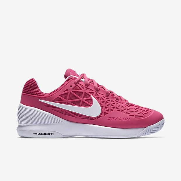 Nike Court Zoom Cage 2 Mens Tennis Shoes University Red White 705247 610 in  Clothing, Shoes & Accessories, Men's Shoes, Athletic