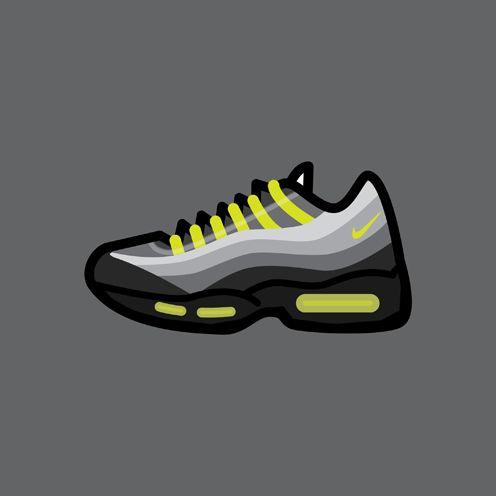 Pin by Deviant Sole on Kix | Sneaker art, Sneakers