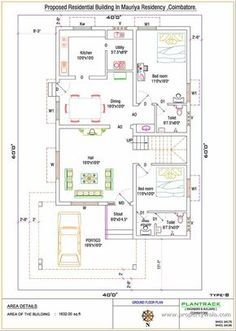 Sq ft house plans india in pinterest and bedroom also rh