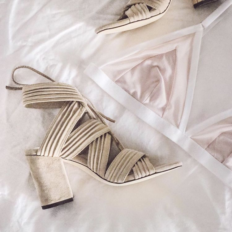 Our five must have summer sandals // now on the blog  #summer #sandals #blog