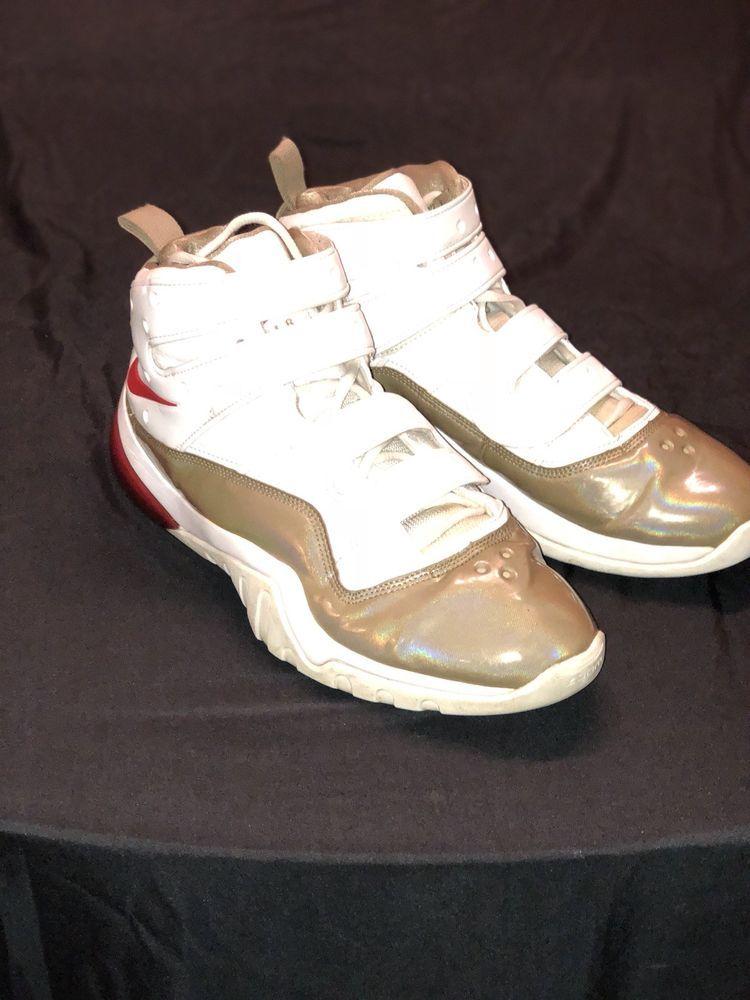 wholesale dealer b373b 86277 Nike Air Zoom SHARKLEY Barkley  2008  RARE (318397-164)Men Size 12! Gently  Worn  fashion  clothing  shoes  accessories  mensshoes  athleticshoes  ad  (ebay ...