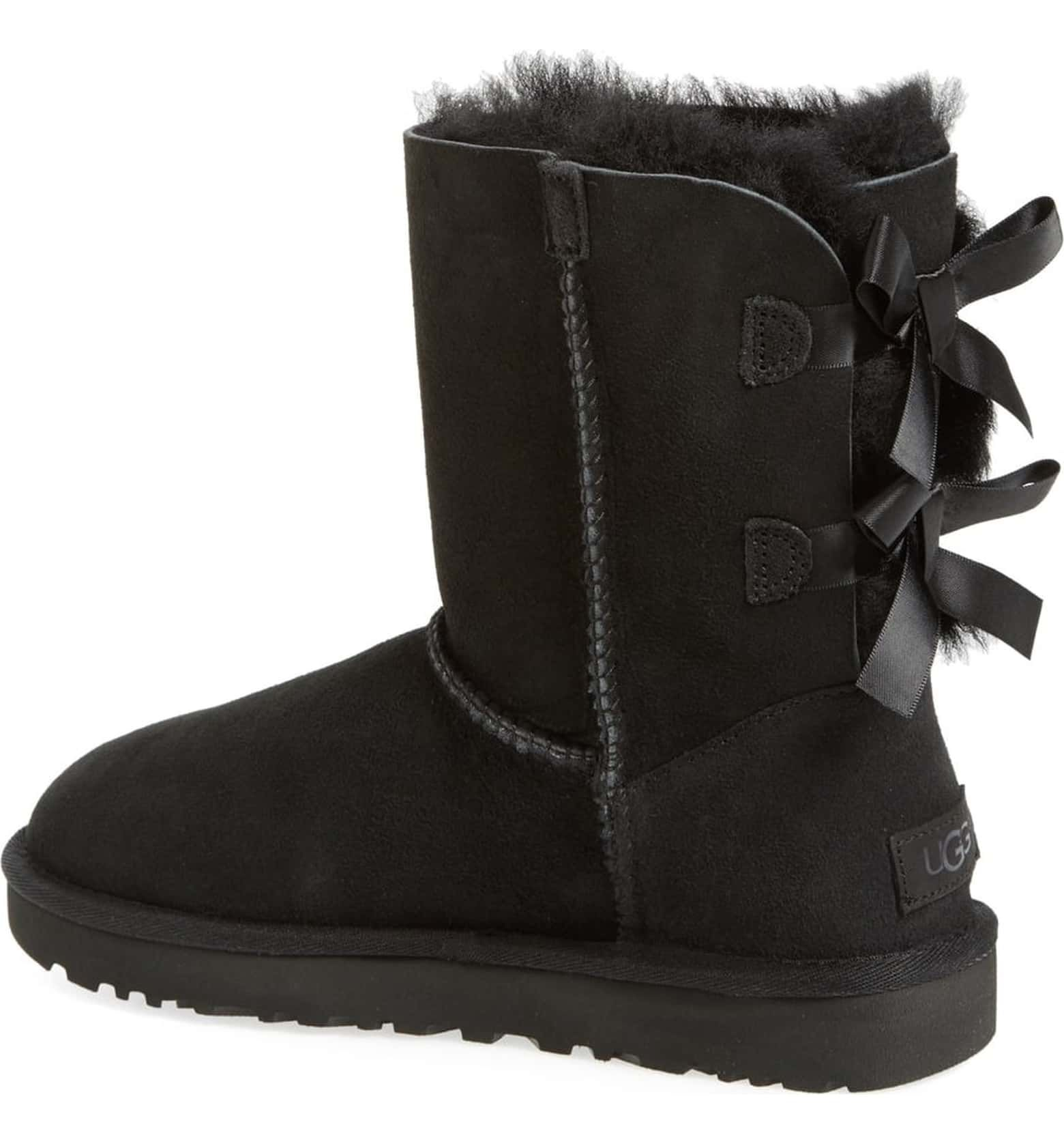 7c760a47fc8 UGG® Bailey Bow II Genuine Shearling Boot (Women) | Nordstrom ...