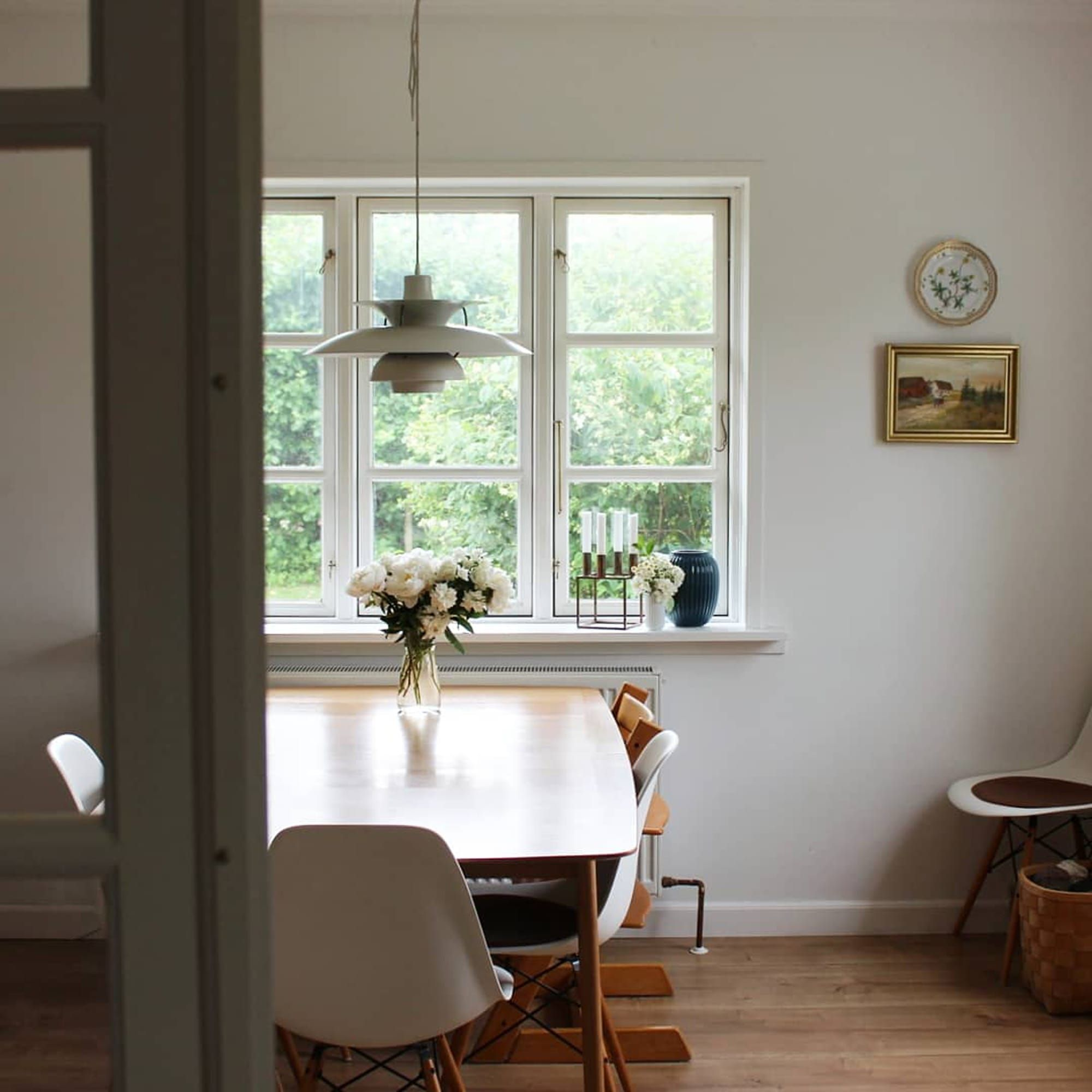 This Charming Old Copenhagen Home Is Classic Nordic Style In 2020 Scandinavian Home Nordic Style Home